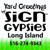 Sign Gypsies Long Island